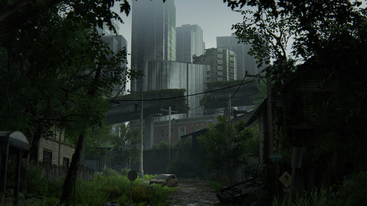 The Last of Us Part 2 - Dying World