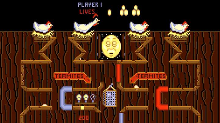 Internet Arcade Review: Chicken Shift
