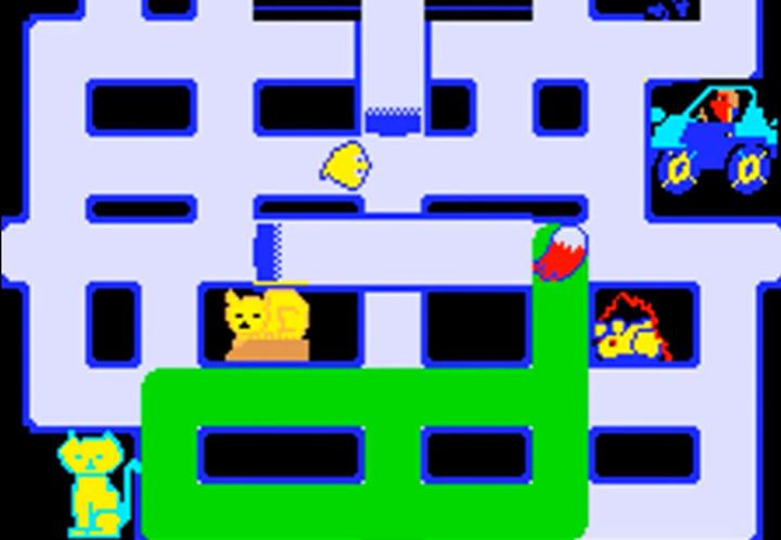 Internet Arcade Review: Crush Roller