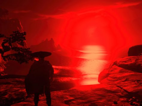 Ghost Of Tsushima - Blood Red
