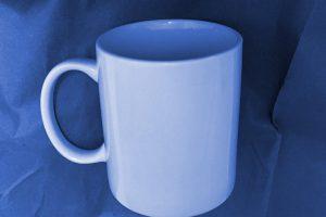 Half-Glass Gaming Mug
