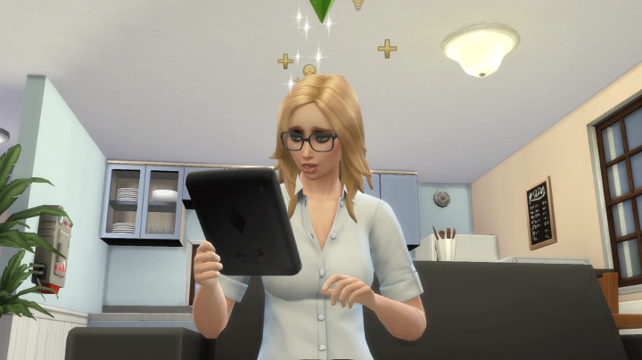 Sims 4 - Evangeline Yup