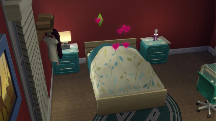 The Sims 4 - WooHoo