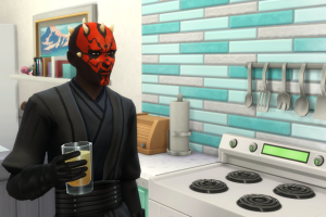 Sims 4 Darth Maul
