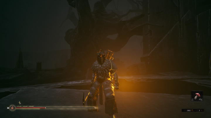 Mortal Shell - Seat of Infinity