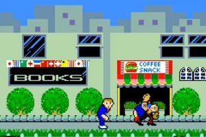 My Hero Arcade Game