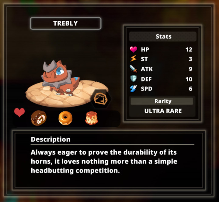 Nexomon: Extinction - Trebly