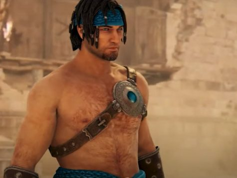Prince of Persia in For Honor