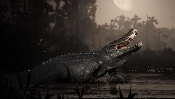 Red Dead Online - Gator