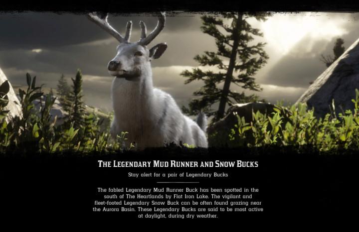 Red Dead Online - Legendary Bucks