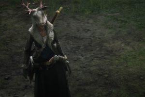 Red Dead Online - Elk Costume
