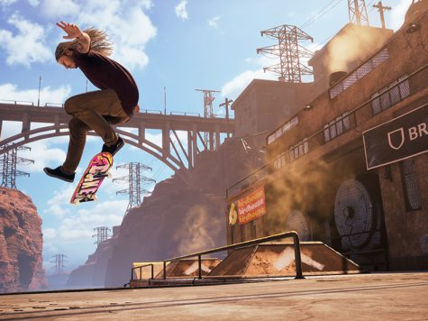 In Defense of the Tony Hawk Levels Mall and Downhill Jam