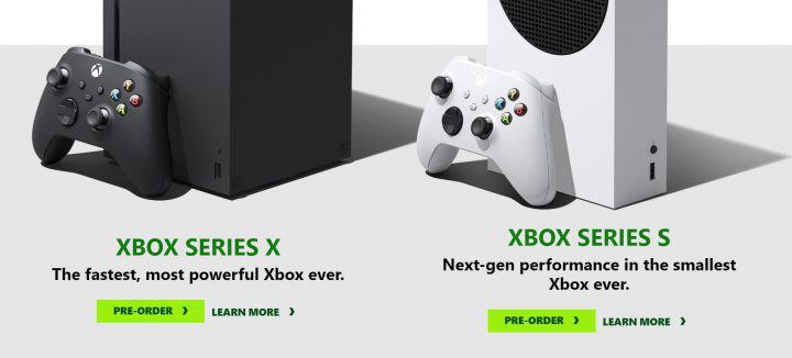 Xbox Series X Pre-Orders