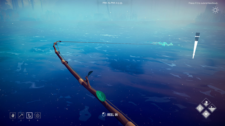Among Trees - Fishing