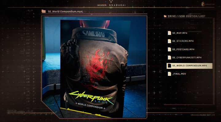 Cyberpunk 2077 - Compendium