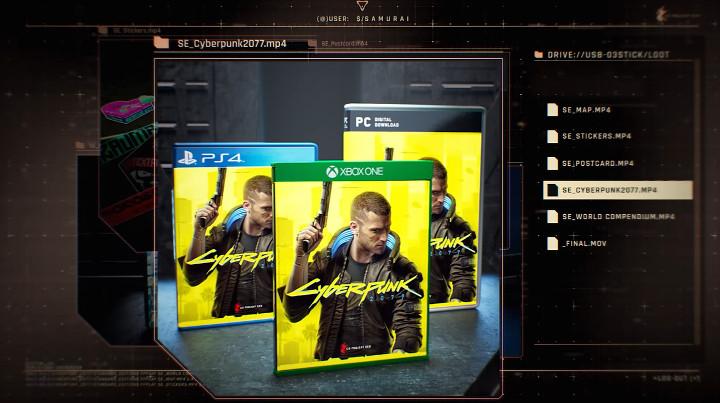Cyberpunk 2077 - Game Covers