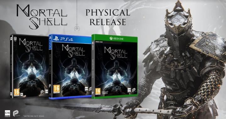 Mortal Shell Physical