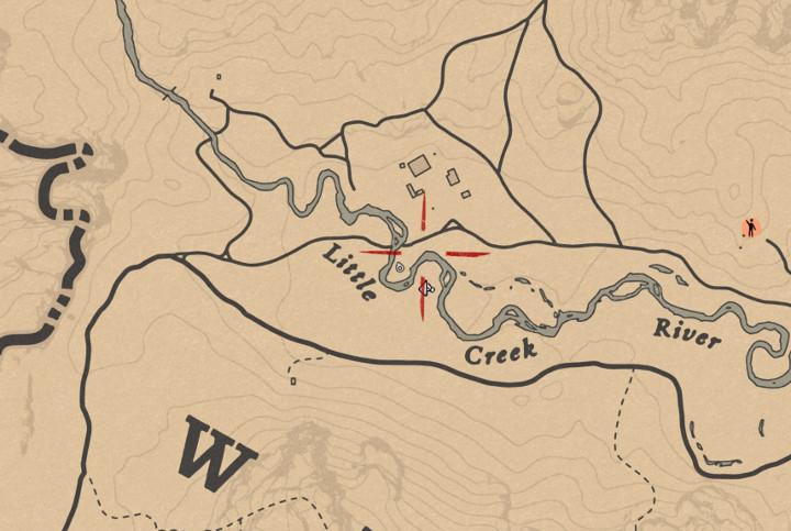 Red Dead Online - Little Creek River