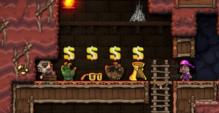 Should You Kill the Shopkeeper in Spelunky 2?