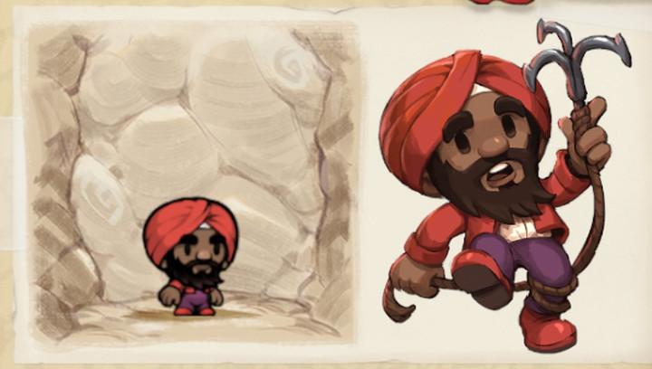 Spelunky 2 Alto Singh