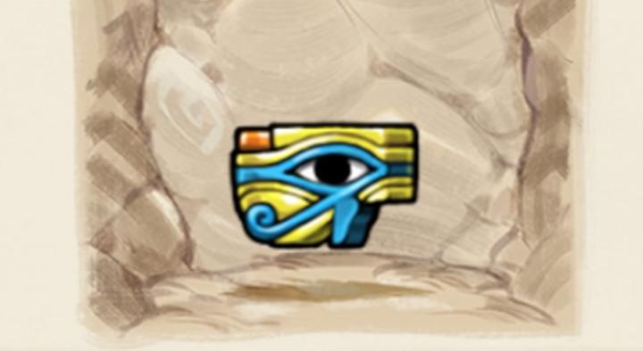Spelunky 2 - Udjat Eye