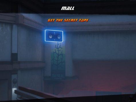 THPS2 - Secret Tape - Mall