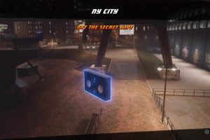 THPS - Secret Tape - NY City