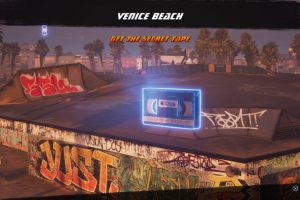 THPS - Venice Beach - Secret Tape