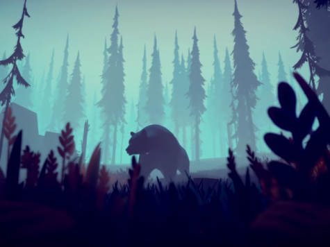Among Trees bear