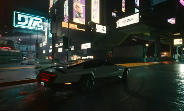 In Cyberpunk 2077's Night City Wire: Episode 4, the Vehicles Take Center Stage