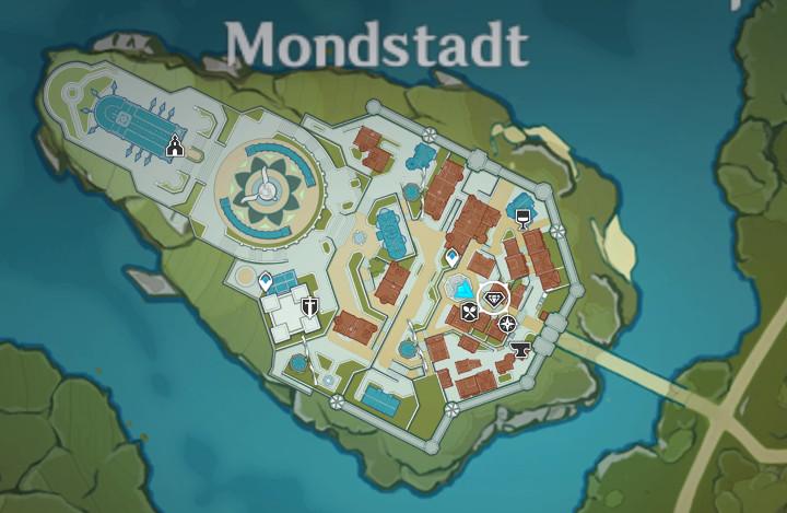 Genshin Impact - Mondstadt