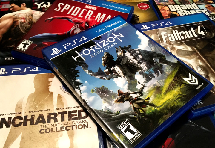 My Name Is Julian, and I Am Addicted to Buying Video Games