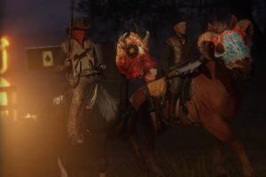 Red Dead Online - Halloween