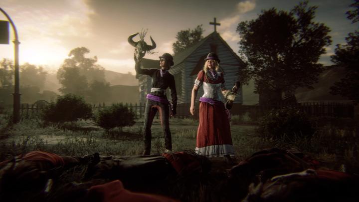 Red Dead Online - Halloween