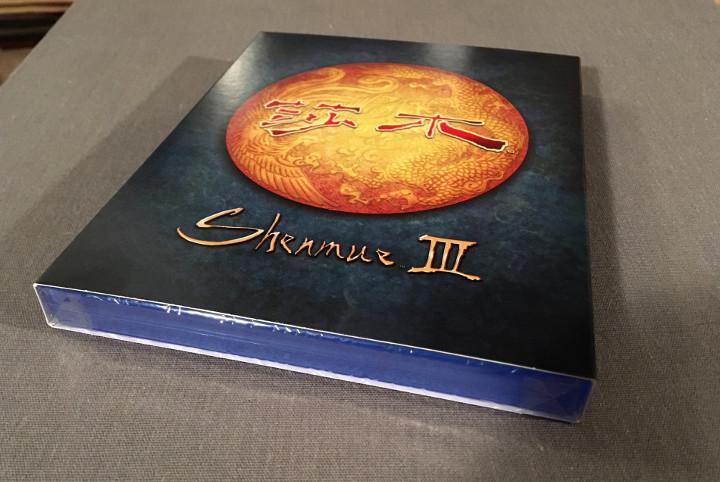 Shenmue III Backer Copy