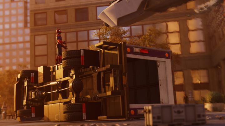 Marvel's Spider-Man - Silver Lining