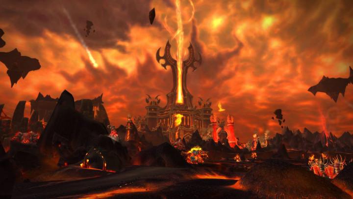 WoW - Firelands