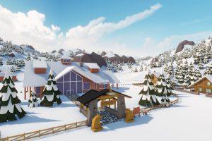 Snowtopia Ski Resort Tycoon
