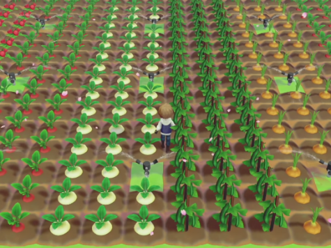 Story of Seasons Pioneers of Olive Town farming