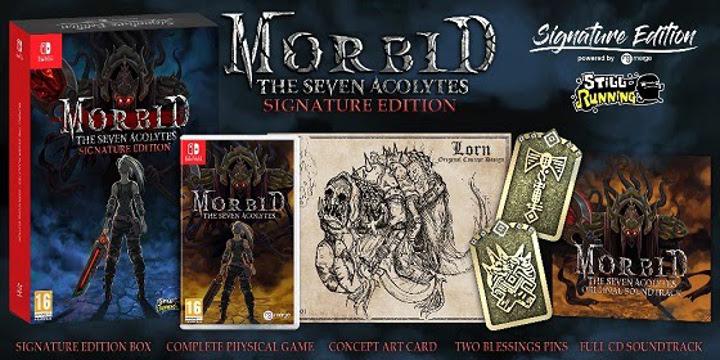 Morbid: The Seven Acolytes Signature Edition