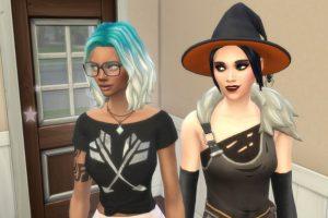 Sims 4 - Cult