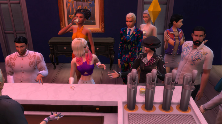 The Sims 4 - Mayday meets Candy
