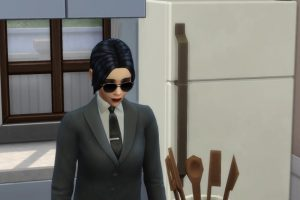The Sims 4 - Secret Agent Mayday