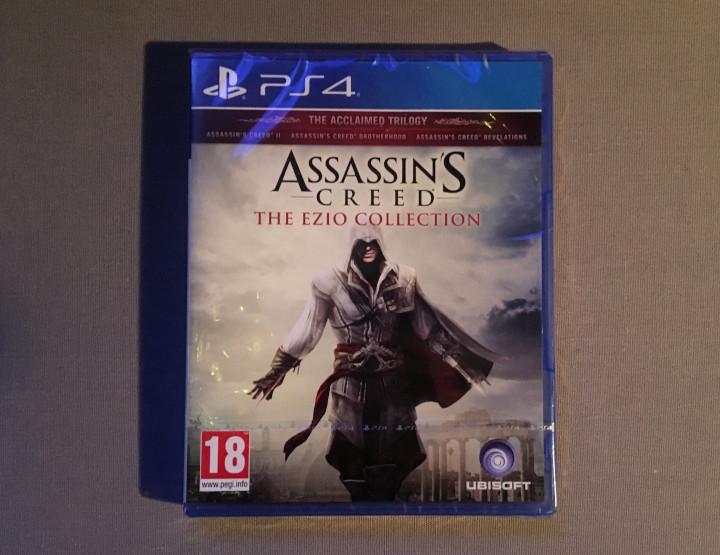 Assassin's Creed: The Ezio Trilogy