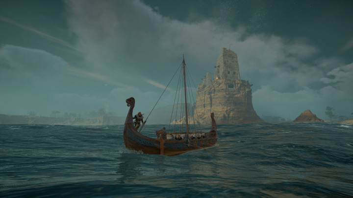 Here's Another Assassin's Creed Valhalla Boat Song About Friendship