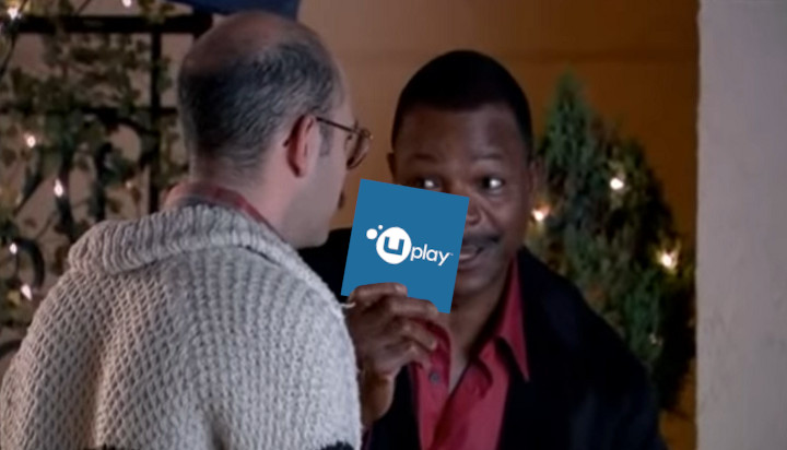 Carl Weathers - Uplay Stew