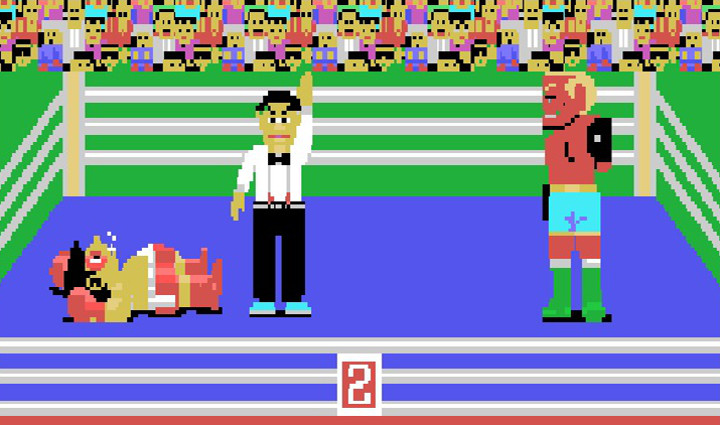 Internet Arcade Review: Champion Boxing