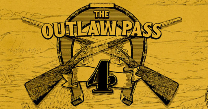 Red Dead Online - Outlaw Pass No. 4
