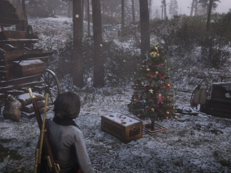 Red Dead Online - Christmas