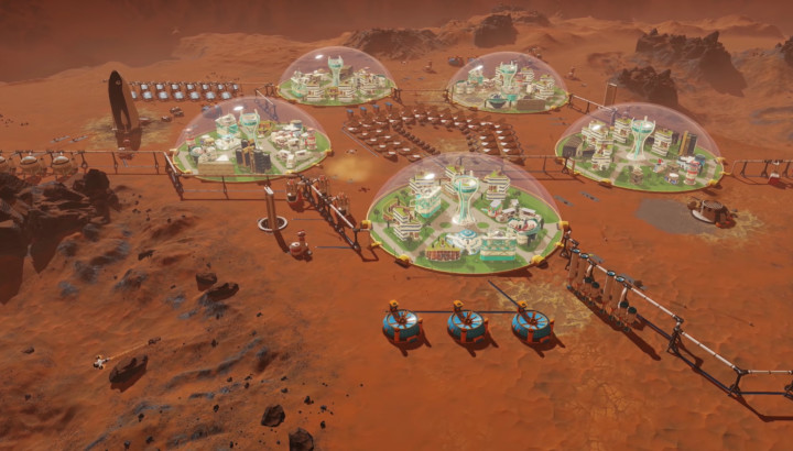 I Won't Let Myself Play Surviving Mars Anymore Because It's Too Addictive
